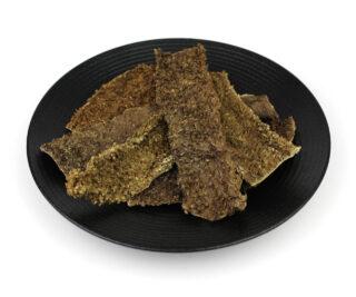 Рубець яловичий сушений ТМ «Люблю гризти»
